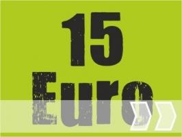 15,00 Euro