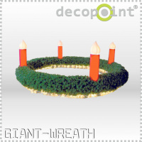 Giant-Wreath