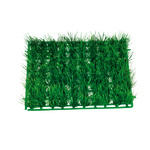 Grass tile plastic 25x25cm Color: green