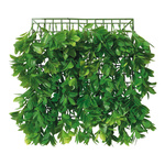 Wall panel »Leaves« leaves ca. 10cm long, plastic 35x30cm...