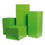 Boxes 4pcs./set, nested, paper 45x20x20cm, 35x15x15cm,...