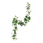 Ivy tendril 37-fold, artificial silk Ø 22cm, 184cm Color:...