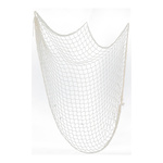 Fishing net cotton 120x150cm Color: natural coloured