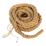 Rope sisal Ø 1,5cm, 5m Color: natural