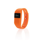 Activity-Tracker Keep Fit Farbe: orange