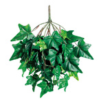 Ivy bush fabric/synthetic material, with large leaves 60...