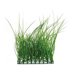 Grass panel synthetic material, extra high 20x20 cm, max....
