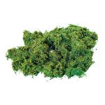 Moss in bag 250 g for scattering  Color: green