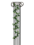 EUROPALMS Olive Garland, artificial, 180cm