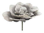 EUROPALMS Giant Flower (EVA), artificial, stone grey, 80cm