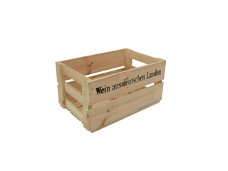 EUROPALMS Wine Crate natural