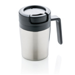 Coffee to go Tasse Farbe: silber