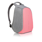 Bobby Compact Anti-Diebstahl Rucksack Farbe: rosa