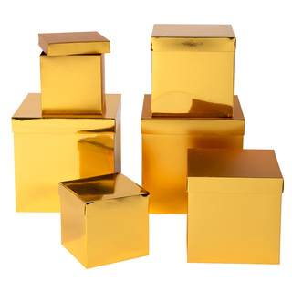 Giftboxes Octa Color: gold Size: 0x0x0x0 Diameter: 0 [cm]
