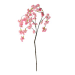 Cherry blossom twig  90cm Color: pink