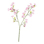 Cherry blossom twig  80cm Color: pink
