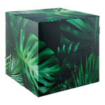 Motif cube »jungle« with stabilization inside...
