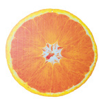 Cut-out »Orange« for hanging, printed double-sided, made...