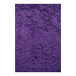 Velour, basic  150cm Color: purple