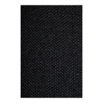Hessian flame retardent according to B1 130cm Color: black