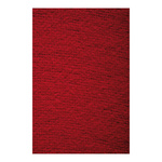 Molleton flame retardent according to B1 130cm Color: red