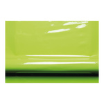 Varnish foil 2-layer 130cm Color: green