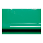 Varnish foil 2-layer 130cm Color: dark green