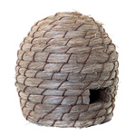 Beehive made of styrofoam & synthetic fibre H: 22cm, Ø:...