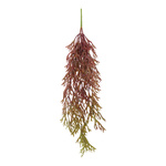 Seagrass hanger with 81 leaves, artificial 77cm Color:...