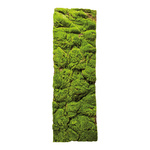 Moss mat made of plastic and felt 100x30cm Color: green