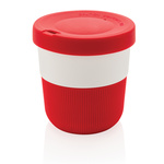 PLA Cup Coffee-To-Go 280ml Farbe: rot