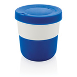 PLA Cup Coffee-To-Go 280ml Farbe: blau