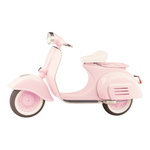Cut-Out »Scooter« foldable backside support 100x64cm...