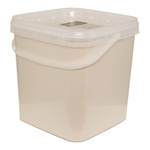 Decoration sand in 5l bucket, approx. 8kg 0,1-0,5mm grain...