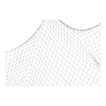Net »Adriatic« cotton meshes 5cm, 120x500cm Color: green